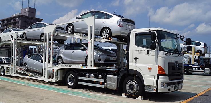 トヨタ輸送を知る|トヨタ輸送株式会